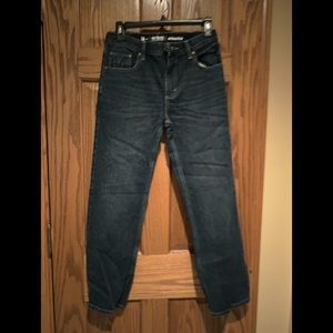 Urban Pipeline adjustable relaxed straight Jean